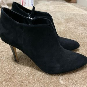 White House black market almost new booties